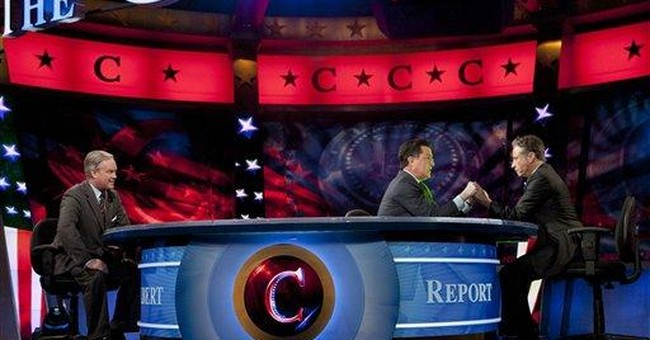 Colbert preps prez run, transfers PAC to Stewart