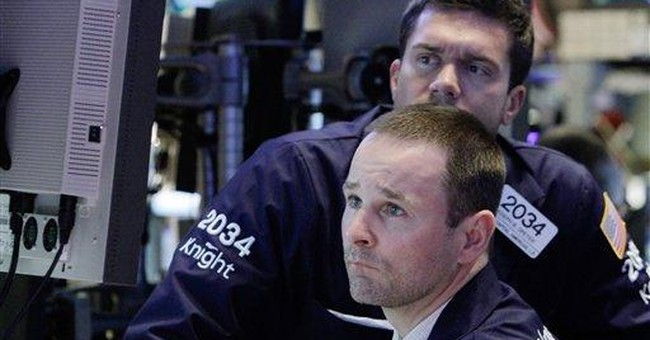 Stocks finish higher after late-day recovery