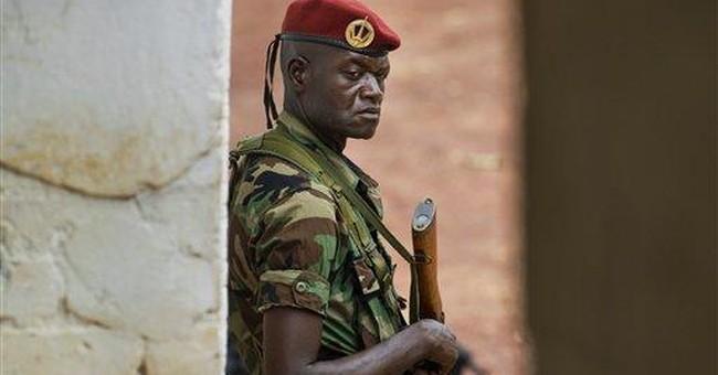 Uganda suggests Joseph Kony getting Sudan support