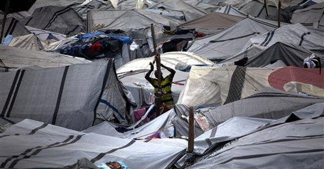 New hotels arise amid ruins in Haitian capital