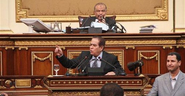 Egypt military rulers promise government reshuffle