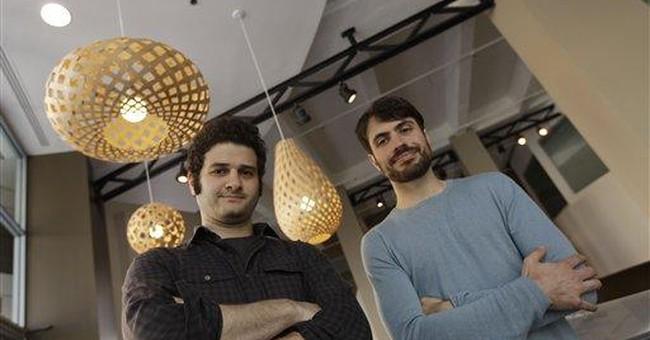 Facebook billionaire shuns luxury for startup life