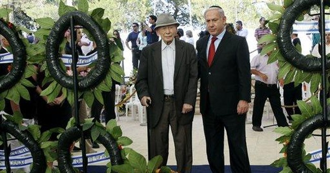 Prime Minister Netanyahu's father dies at 102