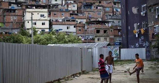 Problems in pacifying Rio de Janeiro slums