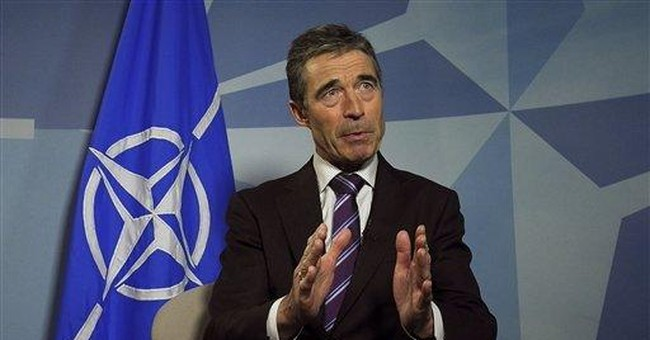 AP Interview: NATO confident about missile shield