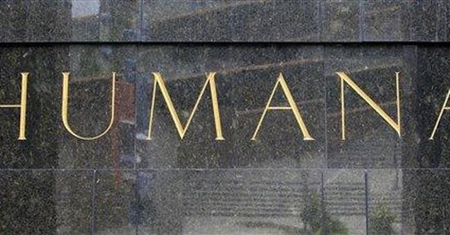 Humana reports 21 percent drop in 1Q profit