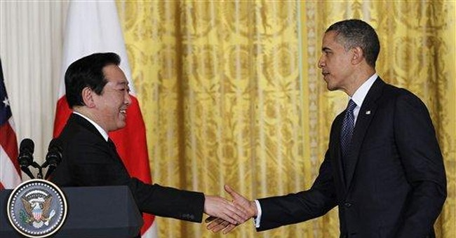Obama: N. Korea hostility a weakness, not strength