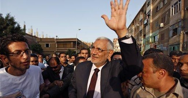 Moderate Islamist gains in presidential race