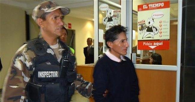 Ecuador convicts local man in US double murder