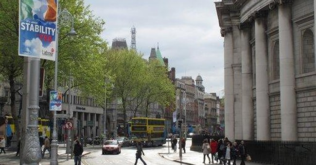 Ireland: Euro's stability at risk in referendum