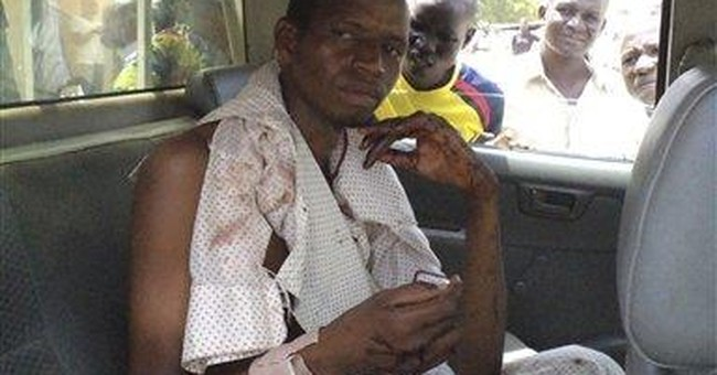 10 killed in suicide blast in northeast Nigeria