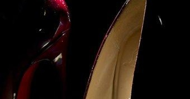 Designer Louboutin hits back in red sole lawsuit