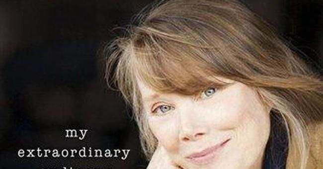 Actress Sissy Spacek writes tender, touching book