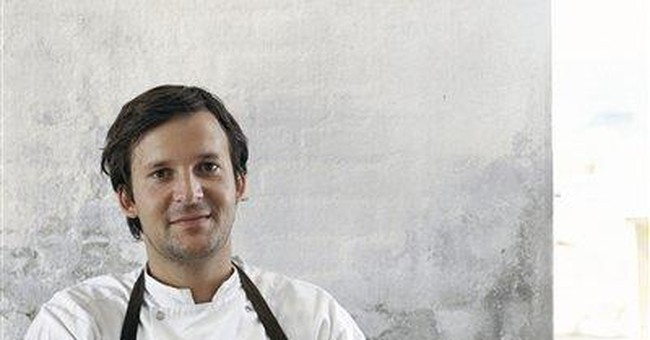 Danish restaurant ranked world's best for 3rd year