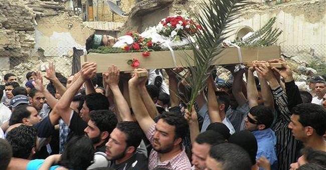 Fresh attacks target symbols of Syrian state power