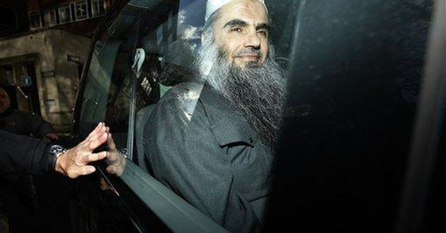 Al-Qaida offers to trade UK hostage for cleric