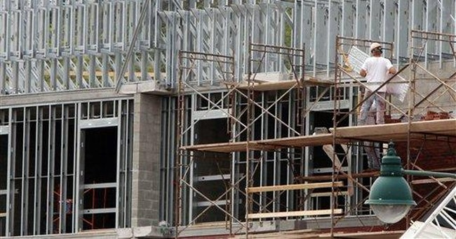 US construction spending barely increased in March
