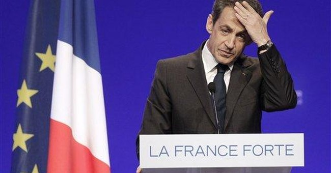 Sarkozy fighting for his future, likely to lose