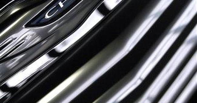 Toyota, Chrysler see big April sales gains