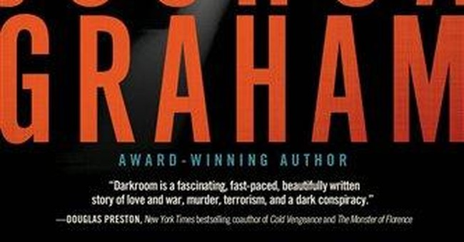Joshua Graham's `Darkroom' is haunting tale