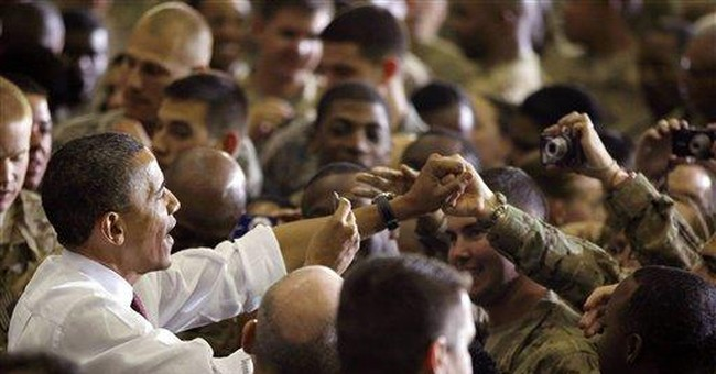 In Kabul, Obama highlights foreign policy record
