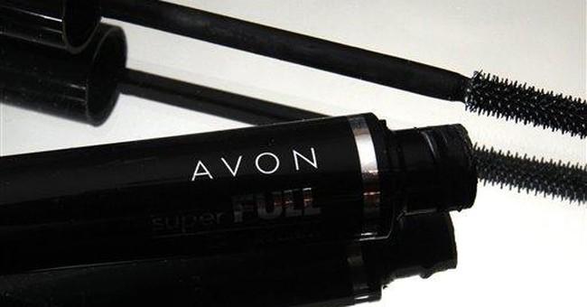 Avon Products 1Q profit, shares skid