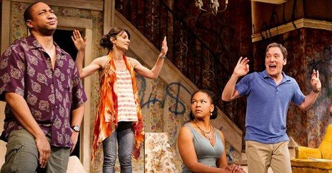 Tony nominations spread out but 'Once' leads