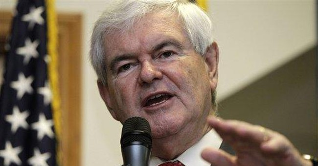 Gingrich thanks campaign supporters in new video