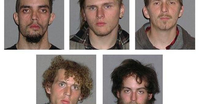 5 indicted in alleged plot to bomb Ohio bridge