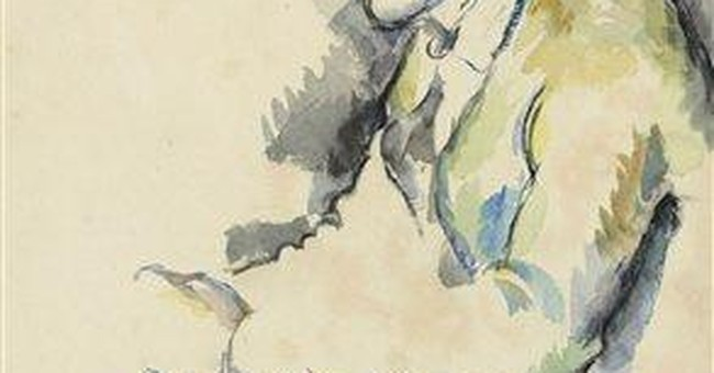 Rare Cezanne watercolor fetches $19M at NY auction