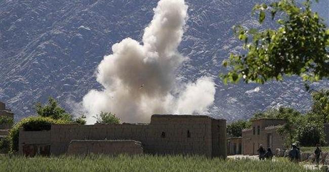 NATO-Afghan raid kills 2, sparking protests
