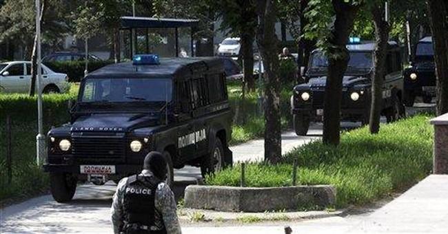 5 suspects held in Macedonian fishermen killings