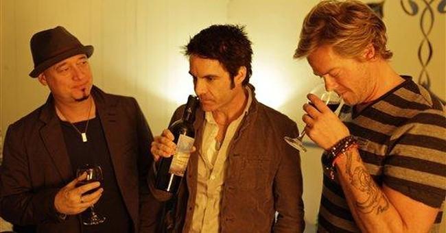 Rock band Train makes tracks in wine world