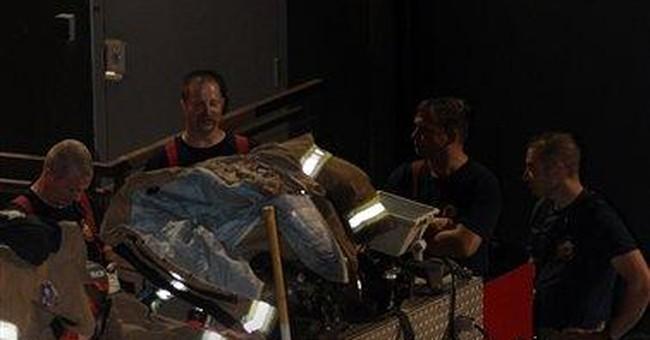 Blaze hits backlot at Tyler Perry Atlanta studios