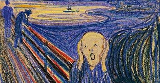 Munch's 'The Scream' brings $119.9M at NYC auction