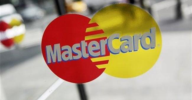 MasterCard profit up 25 percent on overseas gains