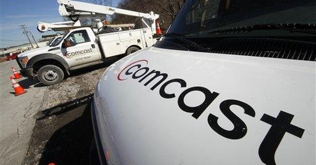 Comcast 1Q earnings up 30 percent