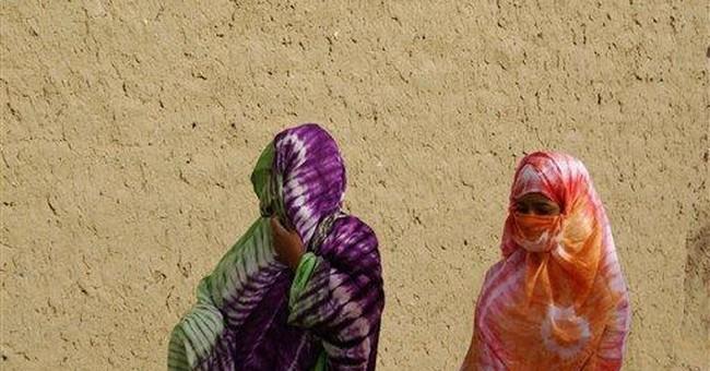 Islamist attacks saint's tomb in Timbuktu