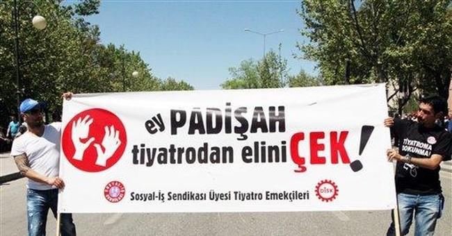 Turkey arts under pressure from conservative gov't