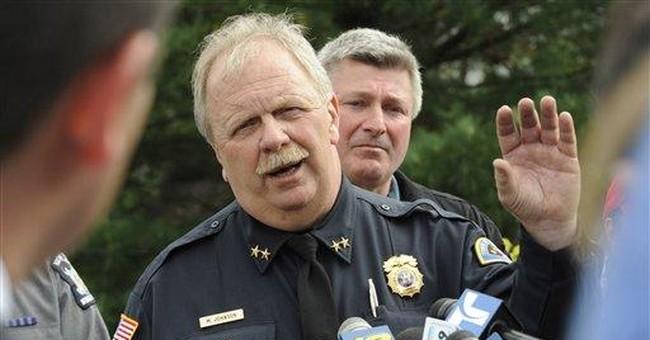 Smoke inhalation killed NY police captain, family