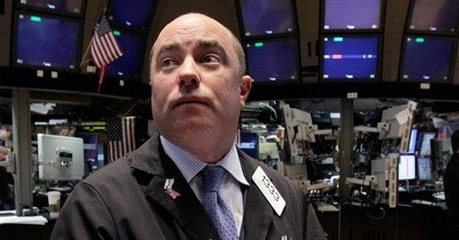 Discouraging jobs news leaves stock prices mixed