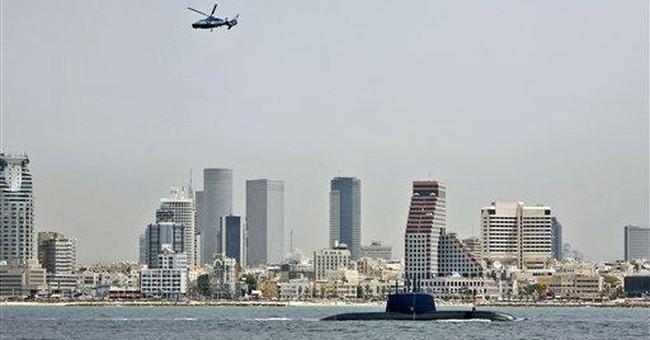 Israel gets 4th nuke-capable German submarine