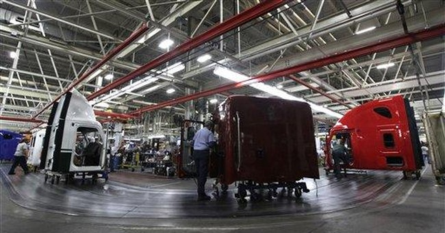 US worker output fell in Q1 by most in a year