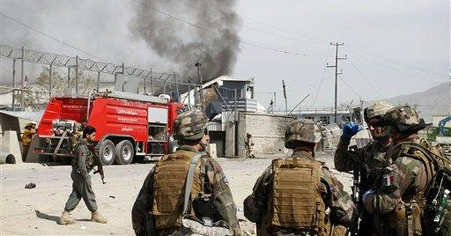 Afghanistan: Pakistani driving truck bomb arrested