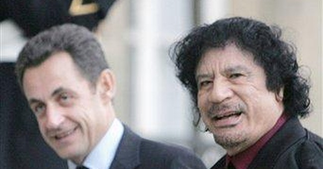 Contradictions over Libyan ex-PM claims on Sarkozy