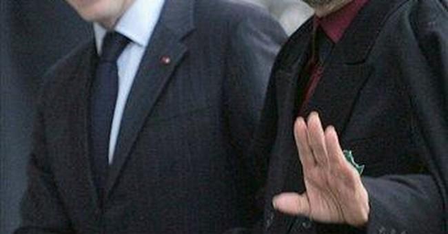 Lawyer: Libyan ex-PM claims Sarkozy funding
