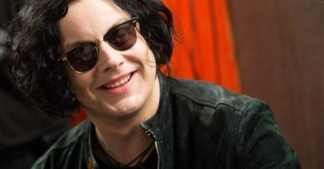 In first solo album, Jack White taps a blue vein