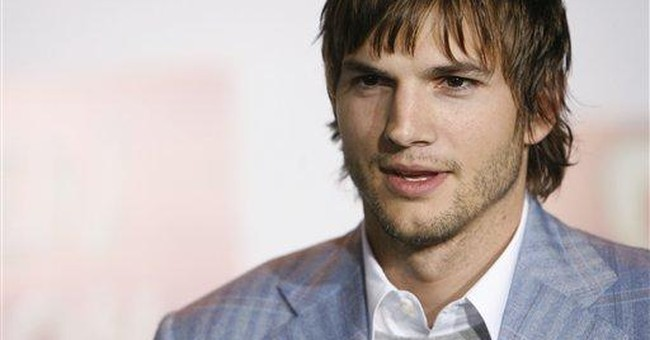 Ashton Kutcher ad is called racist, yanked offline