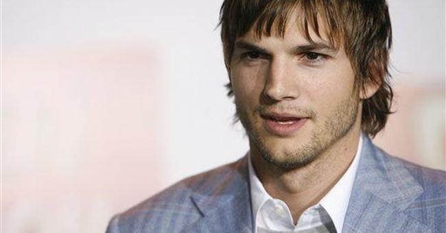 Ashton Kutcher ad is called racist, yanked offline