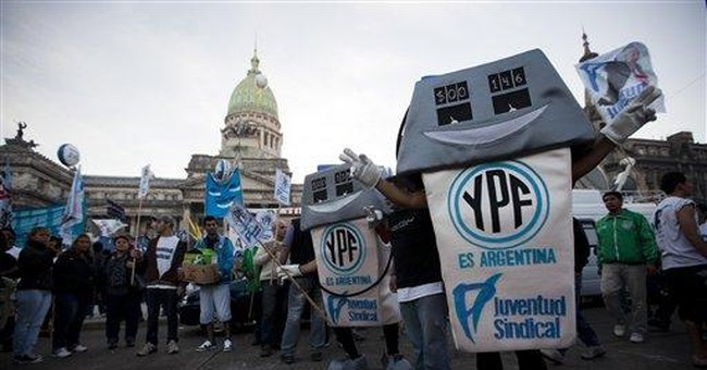 Argentine Congress easily approves YPF takeover